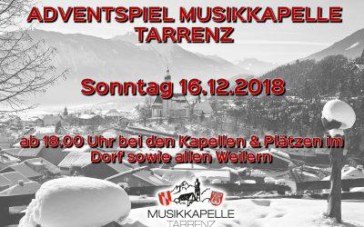 Adventspiel 16.12.2018